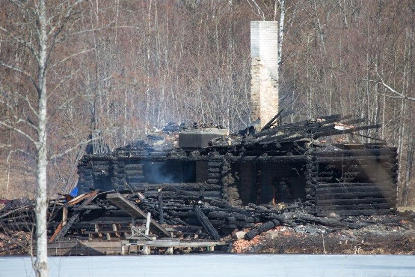 Vana õpetaja hukkus pesumasina rikkest alguse saanud tulekahjus