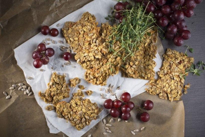 Maitsev porgandi-seemnenäkileib teeb kõhule head