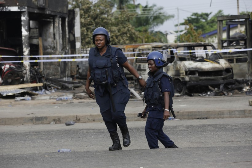 Kurjategijad röövisid Eesti aukonsuli Ghanas