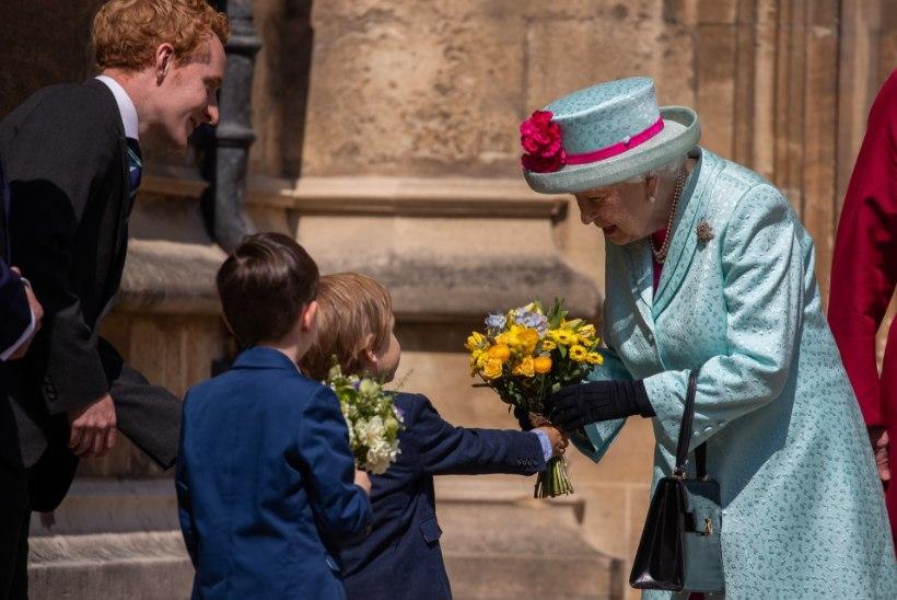 Elizabeth II 93. sünnipäeva varjutasid Williami ja Harry jäised suhted