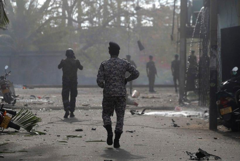 Kas pühapäeval kordus Sri Lanka verine lähiajalugu või oli tegemist välismaalt korraldatud rünnakutega?