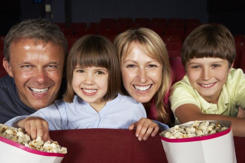 Vaatame filmi või sööme?! Tänapäeva noortele võrdub kinoskäik võimsa toiduorgiaga