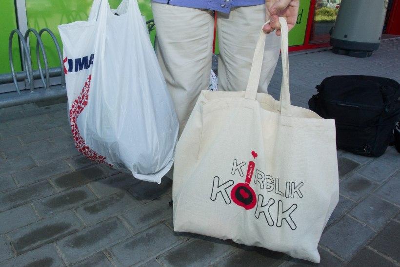 Katrin Bats | Alusta riidest koti poodi kaasa võtmisest