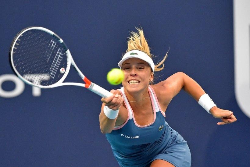 Tenniseeksperdi hinnangul kuulub Kontaveit homme algaval Stuttgardi turniiril soosikute sekka