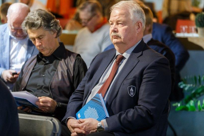 Jüri Tamm Ukraina presidendivalimistest: pole hullu, kui lombist lompi astutakse, vähemalt ei seista mülkas