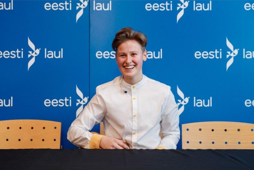 """""""Eesti laulu"""" finalist Inger kirjutas eesti keele eksamit: kirjanditega on mul raskusi olnud küll"""