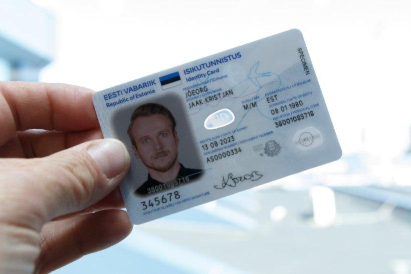 PPA võitis ID-kaartide tootmisega seotud kohtuvaidluse