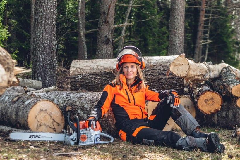 Miss Loodusest sai raiesportlane: kasutades ohutuid töövõtteid, turvavarustust ja töökorras saagi, jääd ellu