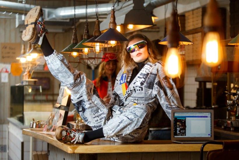 Alexandra Elizabeth Ljadov: mul on megapalju personality't!