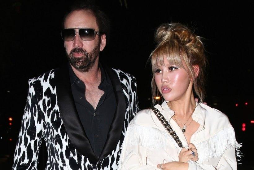 Nicolas Cage'iga neli päeva abielus olnud naine nõuab elatist