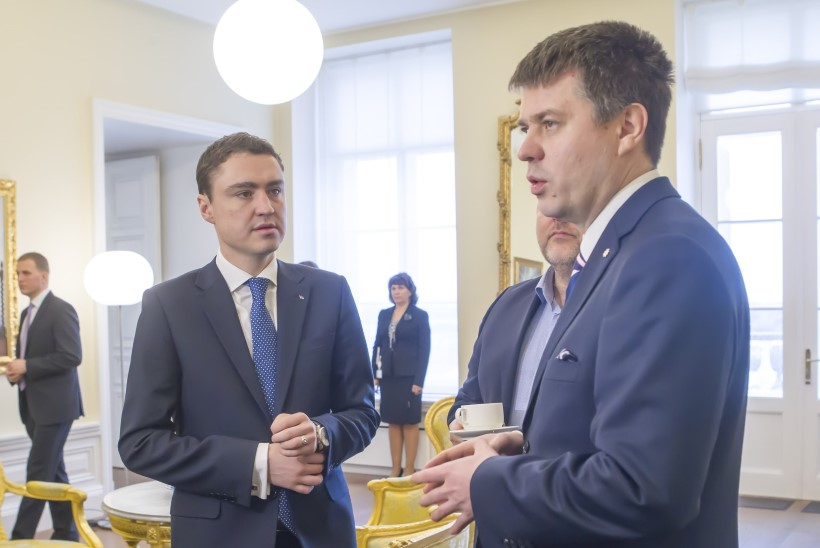 Taavi Rõivas tuletab Urmas Reinsalule meelde: minu juhitud valitsusel oli seisukoht Eesti-Venemaa piirileppes