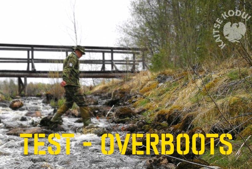 Overboots – kui saapast jääb väheks