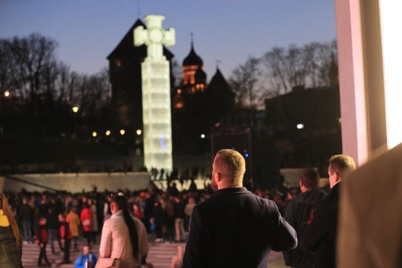 GALERII | Vabaduse väljakul toimus veteranipäeva puhul vinge kontsert