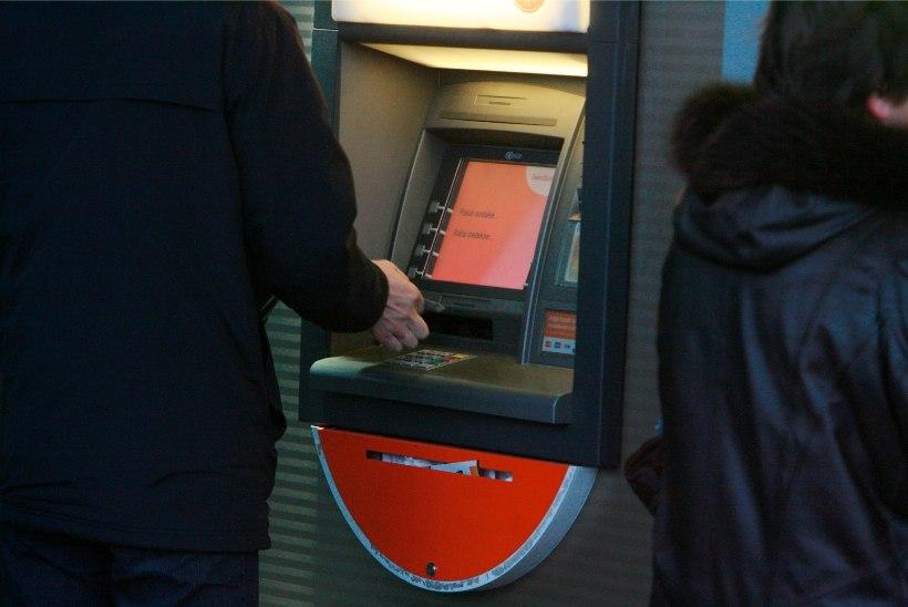 KLIENT KURDAB: miks Swedbanki sularahaautomaadid ei tööta?