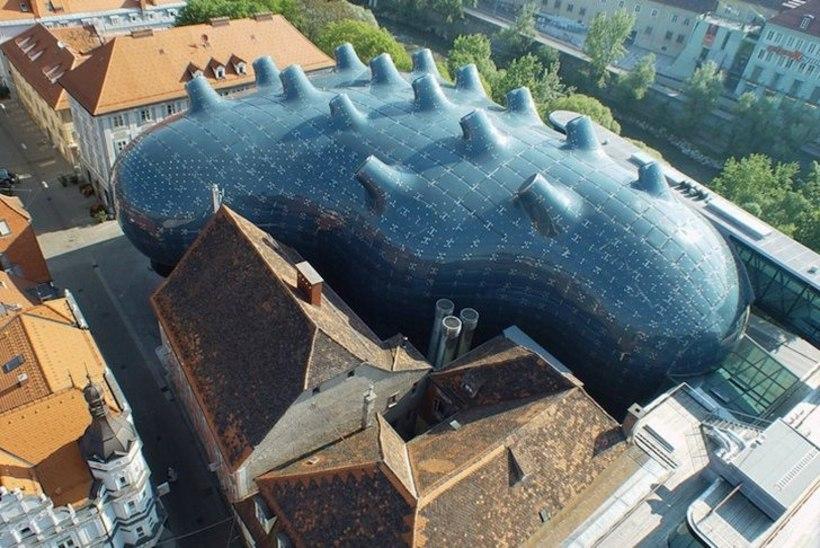Tallinnas annab avatud loengu arhitektuurilegend Sir Peter Cook