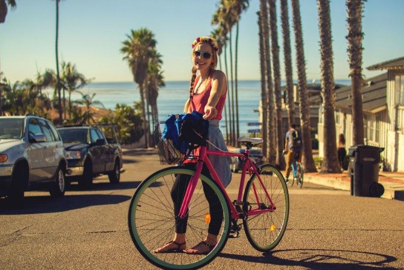 10 lihtsat liigutust, et jalgratas oleks kevadhooajaks valmis