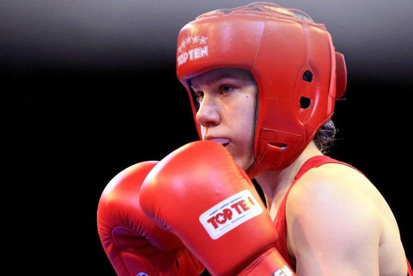 Tai poksi treener Astrid Johanna Grents: poks on väga tõhus rasvapõletaja ja sobib suurepäraselt ka naistele