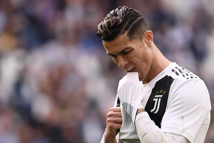 Juventuse legend: Ronaldo mõjub tiimikaaslastele halvasti