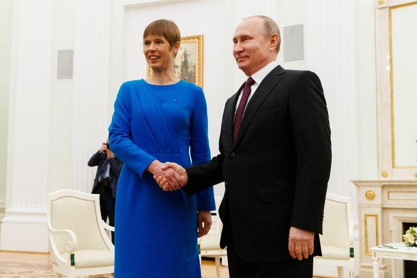 Marko Mihkelson: presidendi Moskva töövisiidi ettevalmistamine oli liialt salastatud
