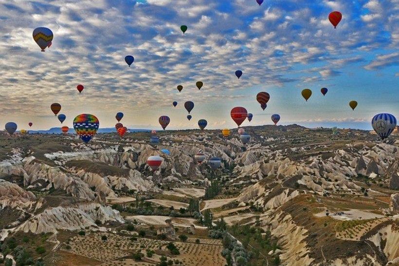 REISISOOVITUS: Seitse võimalust aktiivseks puhkuseks Türgis