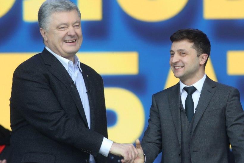 Petro Porošenko – võidukas president, kes piinlikult hävis
