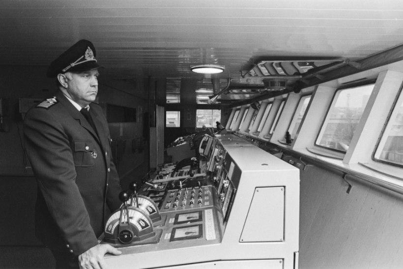 """Kapten Lembit Uustulnd: """"Kui keegi küsiks minu käest, milline peaks üks õige kapten välja nägema, tõuseb mu silme ette Ülo Kollo kuju."""""""
