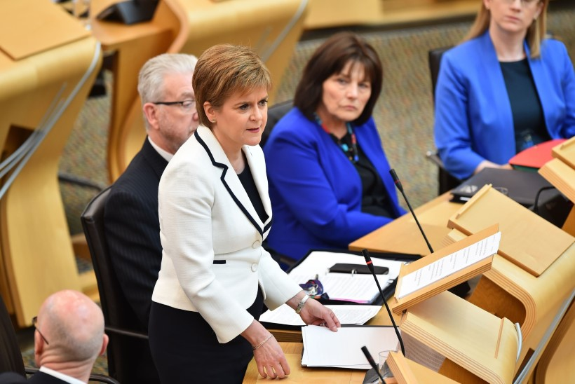 Šotimaa võib plaanida uut iseseisvusreferendumit