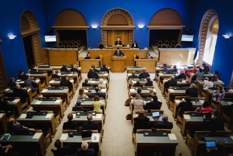GRAAFIK   Uute riigikogu liikmete isiklik taust