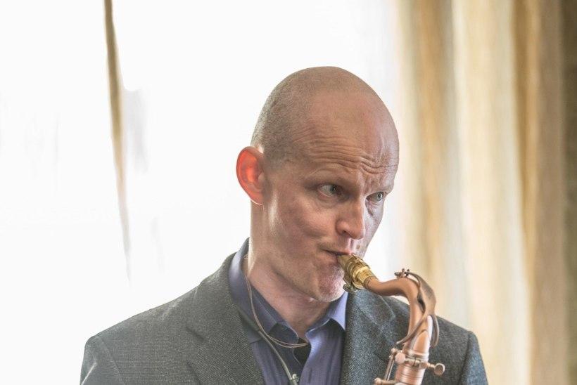 Saksofonist ja helilooja Raul Sööt pälvib aasta džässmuusiku tiitli