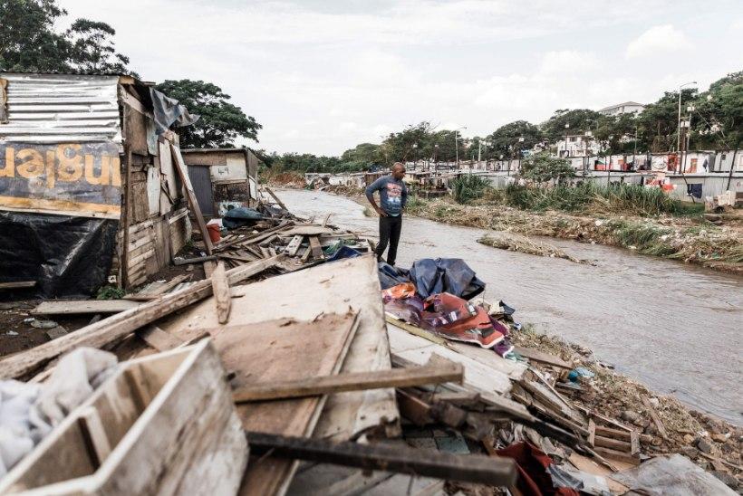 Lõuna-Aafrika Vabariigis on üleujutused nõudnud üle 60 inimelu