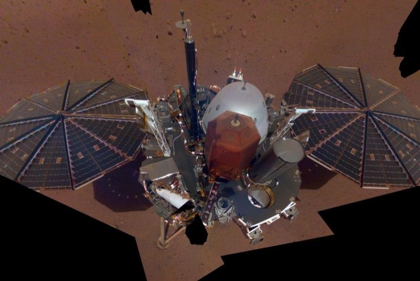 ESIMESED MARSIVÄRINAD: NASA tuvastas, et Marss on seismiliselt aktiivne