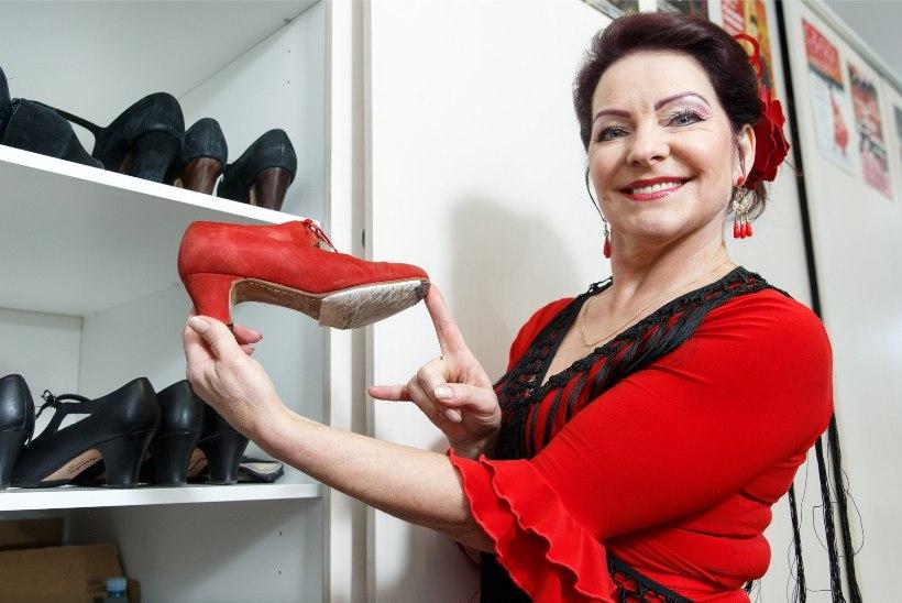 VIDEO | Flamenko õpetaja Anne Anderson: see on masohhistide tants!