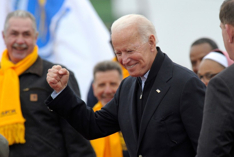 21 KANDIDAATI! Joe Biden pürgib samuti USA presidendiks