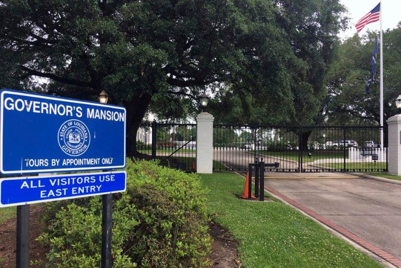 UNINE RÖÖVEL: Louisiana kuberneri häärberisse sisse murdnud mees jäi poliitiku diivanile magama