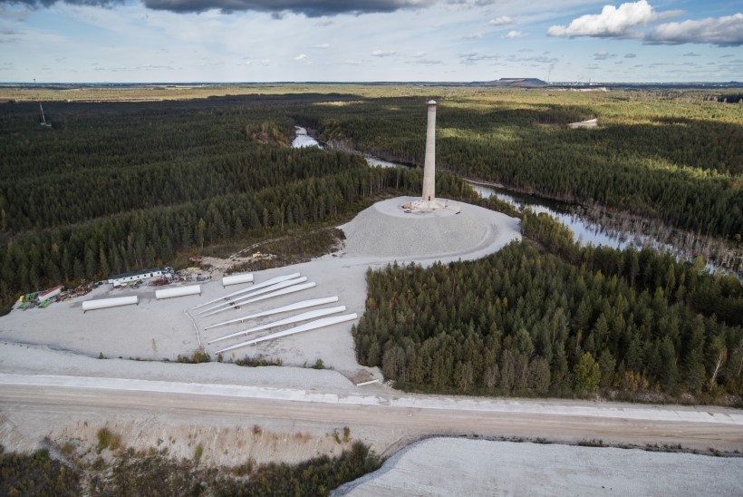 Tehnilise Järelevalve Amet taotles Aidu tuulepargis uue viibimiskeelu