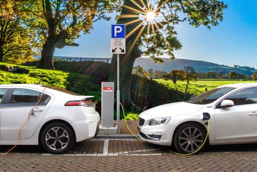 EKSPERT: keskkonnasõbralike mootoritega autod on tulnud turule, et jääda