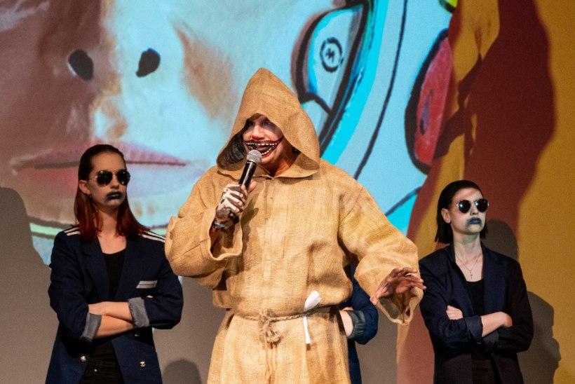 GALERII | Haapsalu õudus- ja fantaasiafilmide avatseremoonia meelitas kohale suurimad õudukafännid