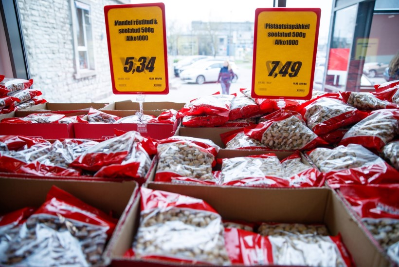 ÕL VIDEO JA GALERII | Odavpood A1000 Market jõudis Tallinna – hinnad pahviks ei löö, aga kaubavalik on põnev