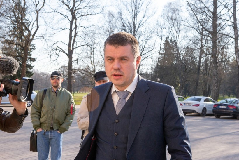 """Urmas Reinsalu: """"Mulle on pea kõik Lobjaka mõttekäigud vastukarva, kuid ma austan tema õigust oma arvamusi esitada."""""""