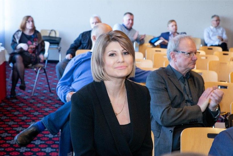 Viktoria Ladõnskaja-Kubits: ei ole poliitiku rida karistada ajakirjanikke