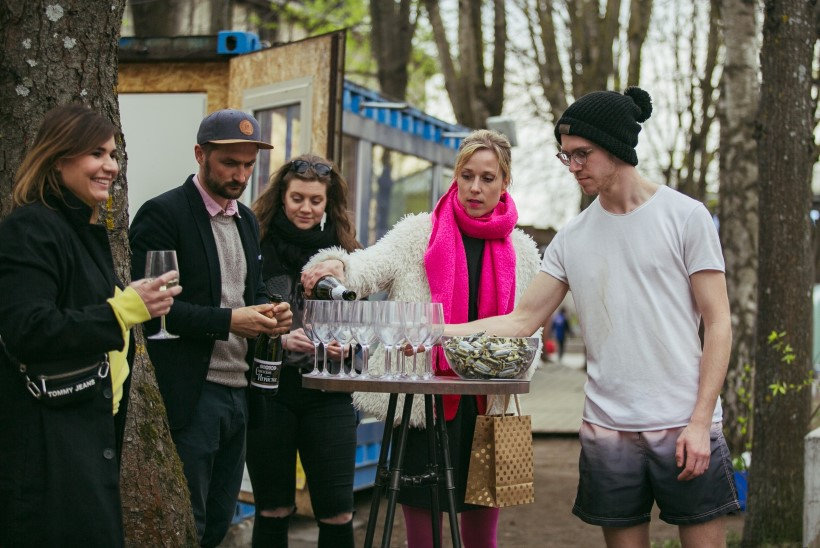 VAATA GALERIID! Telliskivi Loomelinnak avas 10. sünnipäeva värvika festivaliga