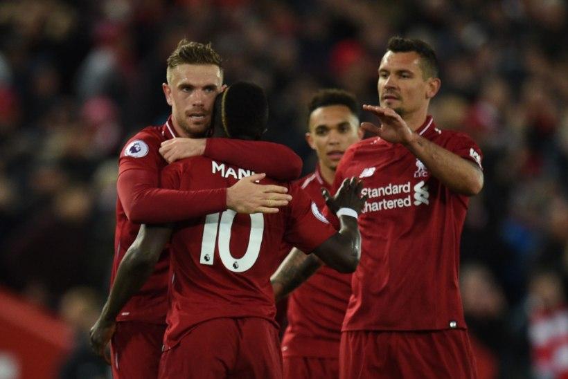 VIDEO | Võimsa partii teinud Liverpool hoiab Manchester Cityt surve all