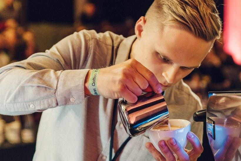 TALLINNA KOHVIFESTIVAL | Parim piimakujundite valaja on taas lätlane