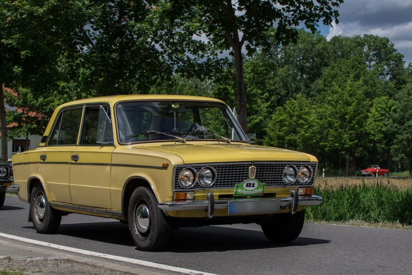 Soomes kohandati ja valmistati erinevaid nõukogude autosid