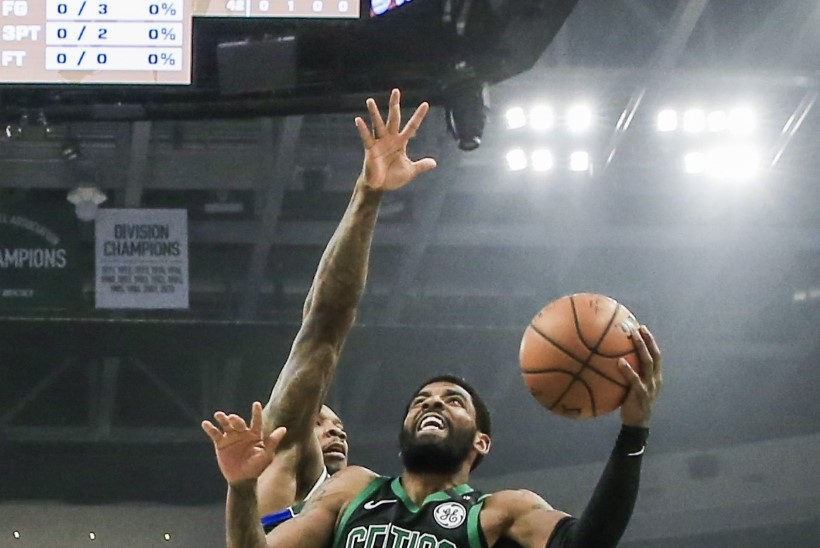 NBA idakonverentsi poolfinaalis pidi tavahooaja võitja koduväljakul kaotusega leppima