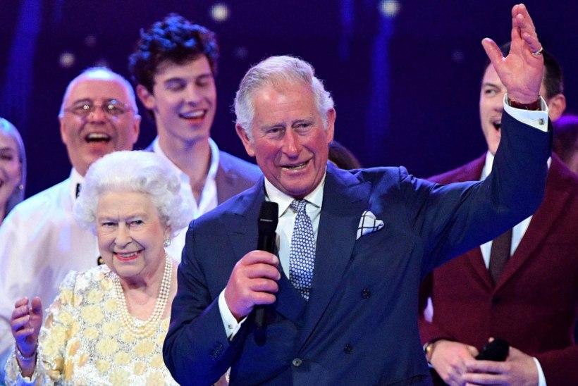 Prints Charles võib pärast ema surma nime vahetada