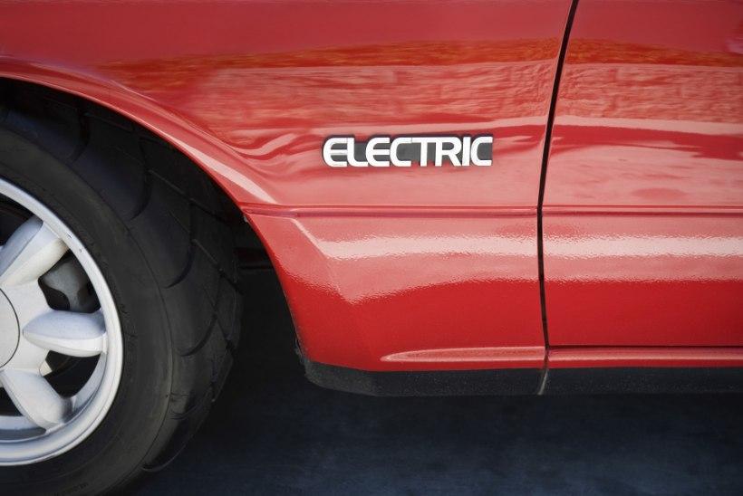 Miks vajavad elektriautod teistsuguseid rehve?