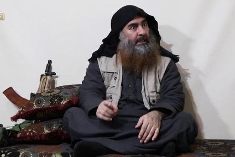ISISe juht tunnistas videoklipis lüüasaamist Süürias