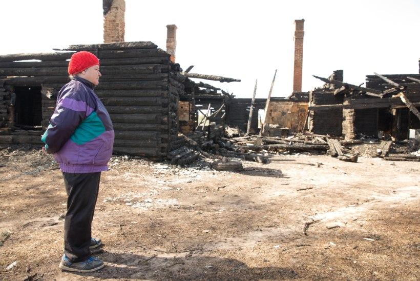 KÜLMKAPIPÕLENGU OHVER: lapsepõlvekodu põles maha mu oma silme all!