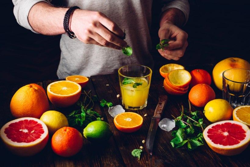 Kibe, mõru, magus või terav - milline kokteil meeldib sulle?